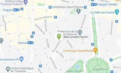Psychologie Toulouse Céline Larrazet